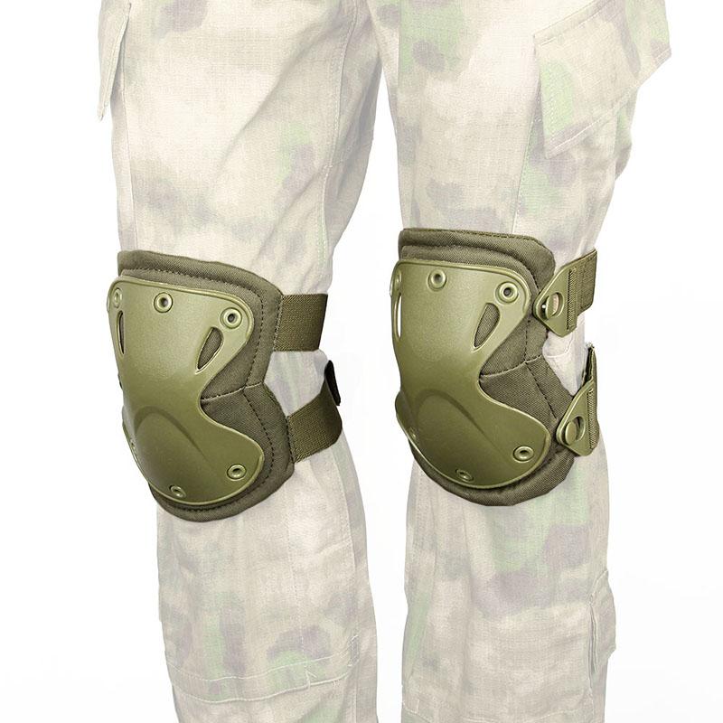 Tactical X Shape Knee
