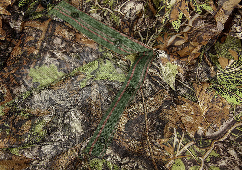 Outdoor camouflage suit