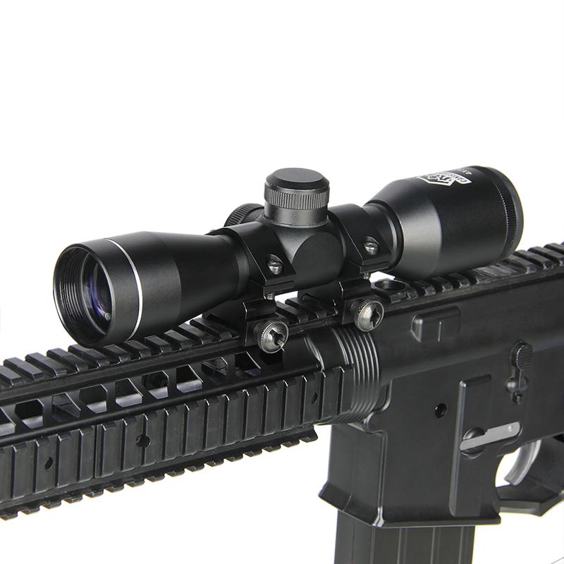 4x32 Rifle Scope