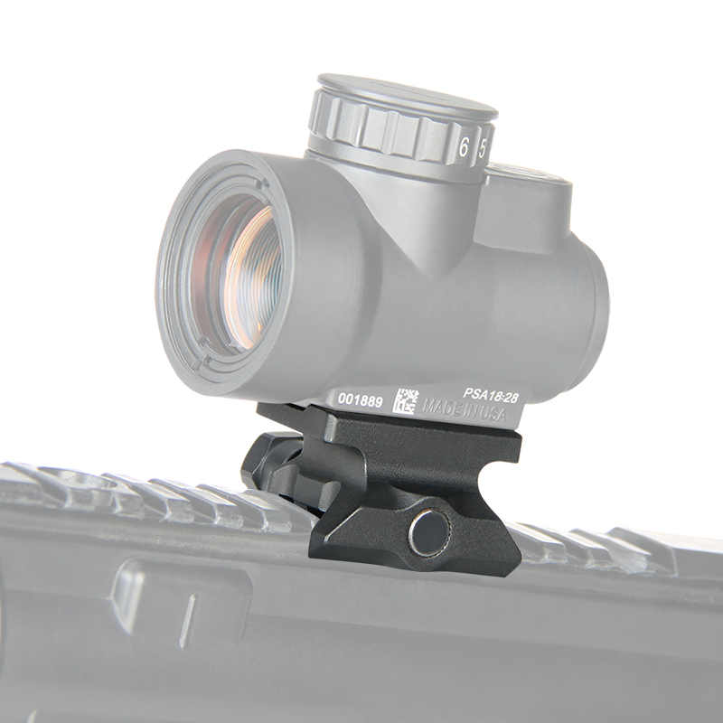 mount for trijicon mro red dot scope