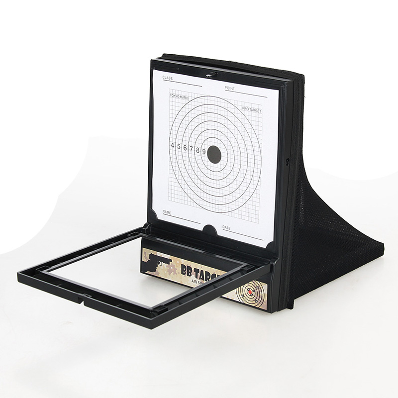 Bulls -eye Target