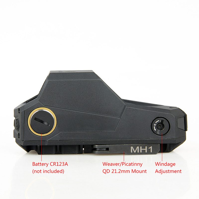 MH1 Tatical Optics Red Dot Sight