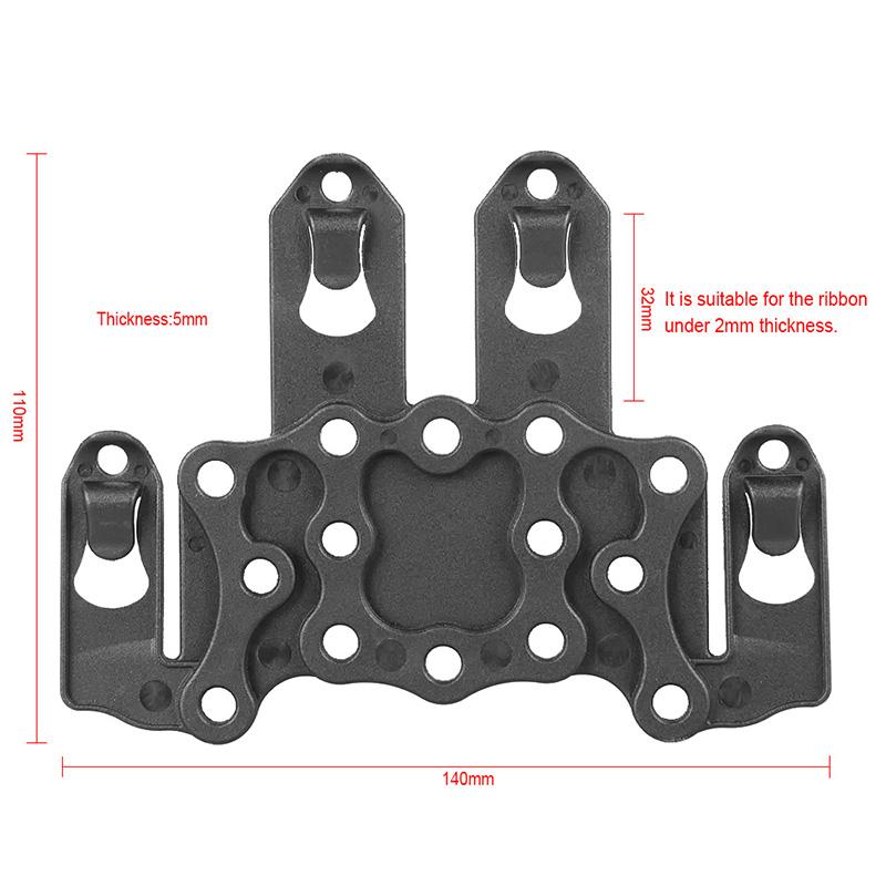Speed Clip Beretta CQC Platform