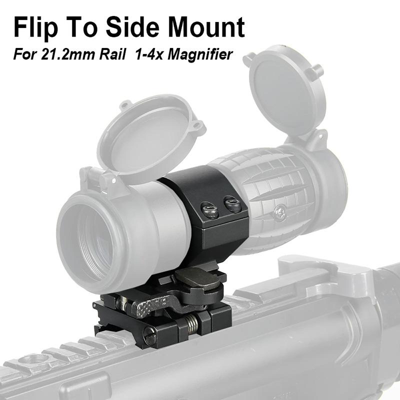 Flip To Side Mount