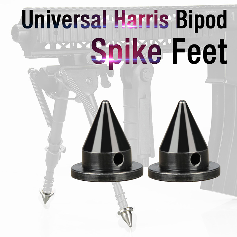 Harris Bipod Spike Feet