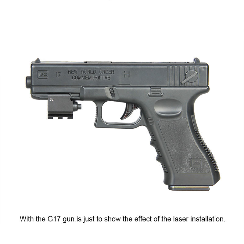 Mini Red Laser Sight For Glock